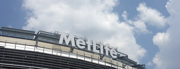 MetLife Stadium is one of My favorites for Stadiums.