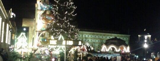 Stuttgarter Weihnachtsmarkt is one of Stuggi4sq.
