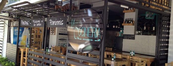 La Cocinería is one of Lugares para comer.