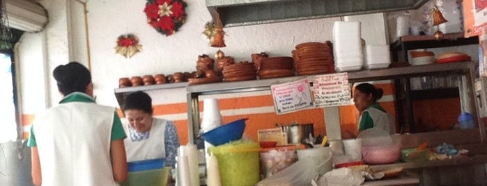 Pozoleria y Antojitos Las Delicias is one of YA FUI PUEBLA.