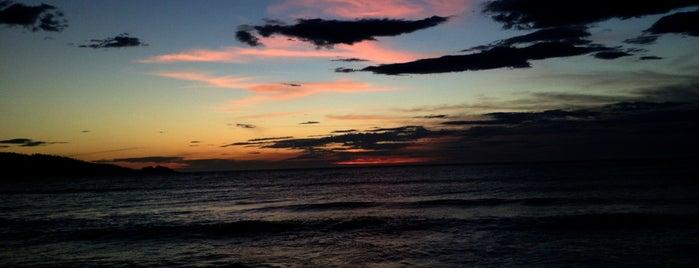 Praia do Campeche is one of Lugares que já dei checkin.