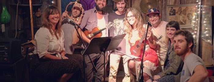 Neutral Ground Coffee House is one of OffBeat's favorite New Orleans music venues.