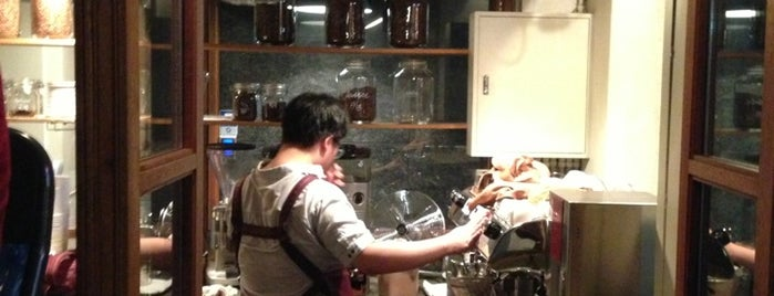 IKOVOX COFFEE is one of The 15 Best Places for Espresso in Seoul.