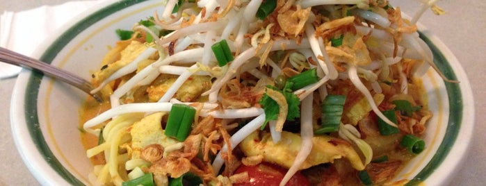 Thai Gourmet is one of The 15 Best Places for a Crab in Pittsburgh.