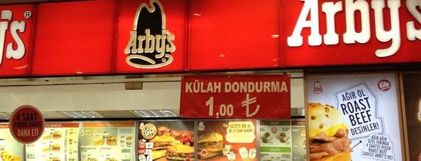 Arby's is one of Özledikçe gideyim - Ankara.