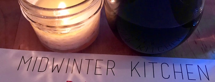 Midwinter Kitchen is one of Kips Bay.
