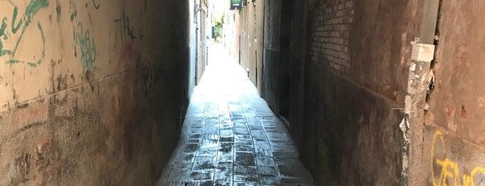 Ai Nomboli is one of Bacari e non - Venezia.