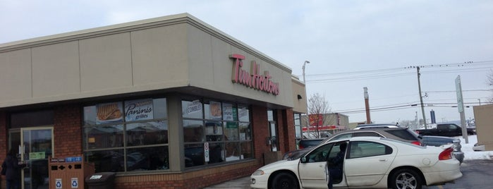 Tim Hortons is one of Gatineau, Qc.