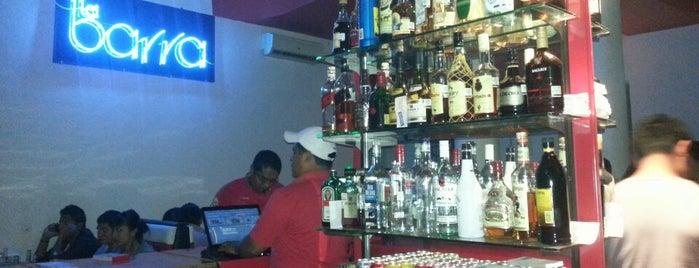 La Barra Bar is one of Veracruz.