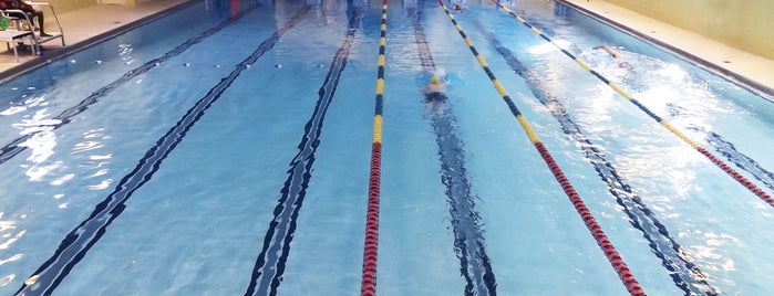 Y Swim Center at Dundalk is one of places.