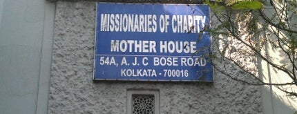 Mother Teresa House is one of Quintessential Kolkata.