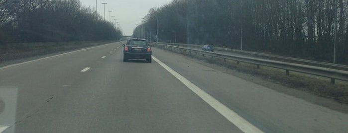 E42 - Andenne is one of Belgium / Highways / E42.