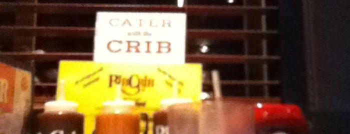 RibCrib BBQ & Grill is one of Food.