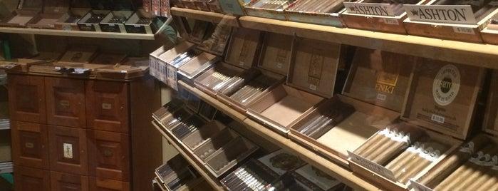 Mandarin Cigars is one of Cigar Shops.