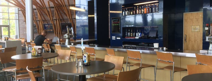The Boathouse At UNF is one of New Places to Eat.