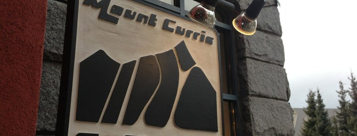 Mount Currie Coffee Co. is one of World Coffee Places.