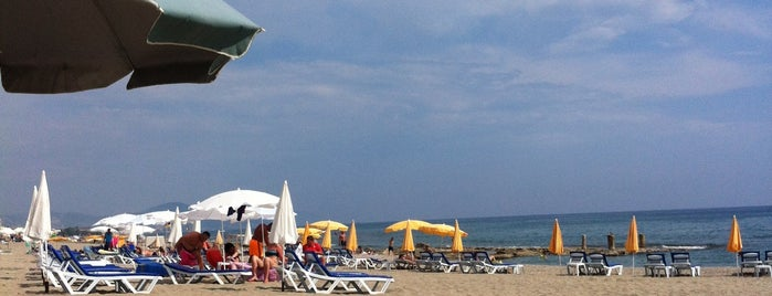 Ocean's 11 Beach Club is one of Alanya Otelleri.