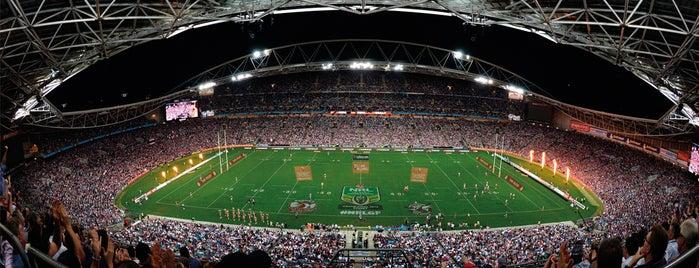 ANZ Stadium is one of Sydney.