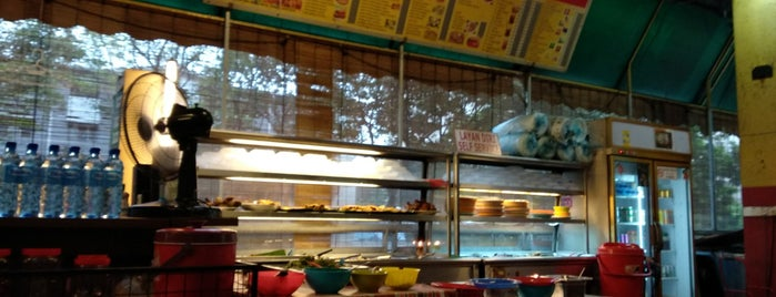 Kedai Makan Nurul Ain is one of makan @ KL #16.