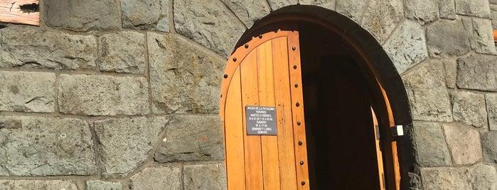 """Museo de la Patagonia """"Francisco P. Moreno"""" is one of bariloche."""