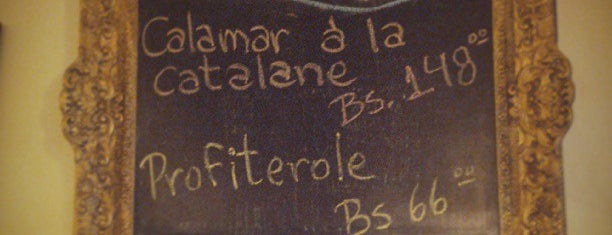 Café Noisette is one of Lugares donde he comido en Caracas.