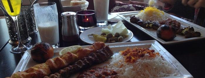 Shandiz is one of Bars + Restaurants.