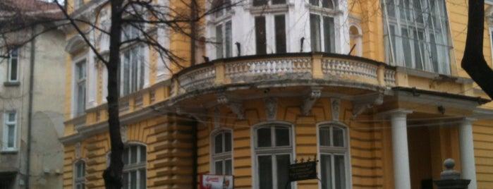 Чехословашки Клуб is one of nom-nom.