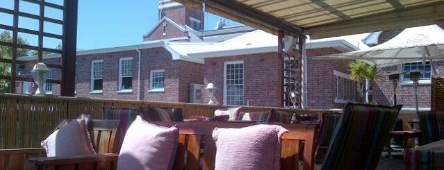 Rick's Café Américain is one of Cape Town.