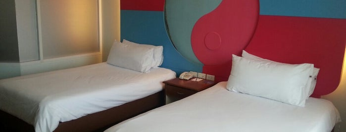 HIP Hotel Bangkok is one of Origin Rest.