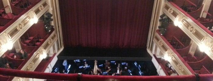 Narodno pozorište is one of todo.beograd.