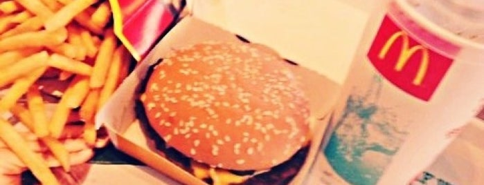 McDonald's is one of Student van UGent.