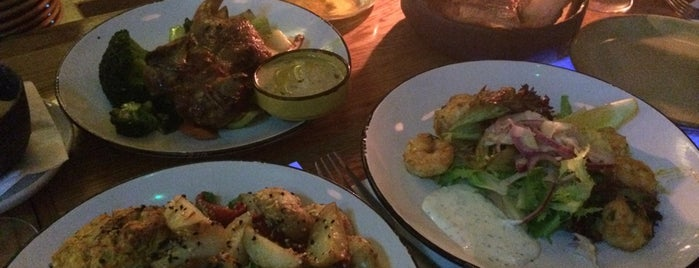 ORSO Kitchen & Bar is one of Eat & drink Cork.