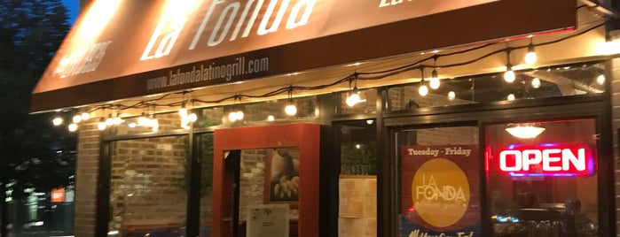La Fonda Latino Grill is one of Chicago Restaurant To-Do List.