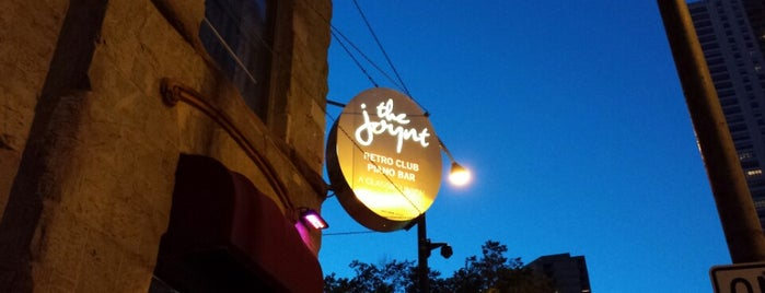 The Joynt is one of Things Frank Sinatra Would Do In Chicago.