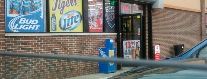 Big Daddy's Liquor is one of q.