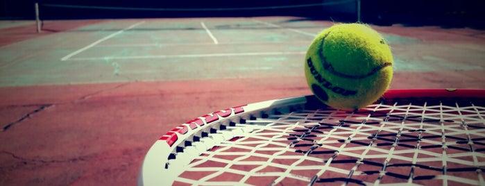 YDÜ Tenis Kortları is one of YDÜ.