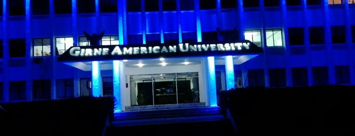 Girne American University is one of Kıbrıs.