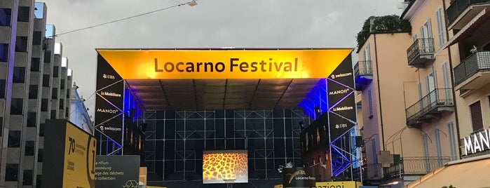 Moon and Stars Festival is one of Locarno, Schweiz.