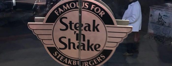 Steak 'n Shake is one of Hamburguestour.