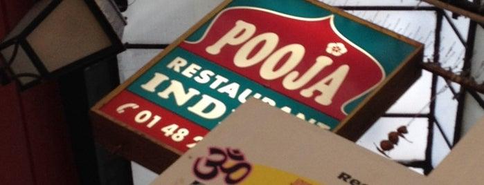 Pooja is one of 100 choses à faire à Paris.