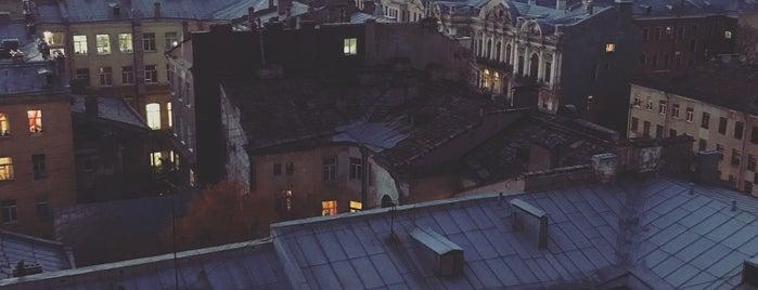Вино и вода is one of Saint-Petersburg.