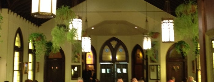 Redemption Restaurant is one of Top 10 dinner spots in New Orleans, LA.