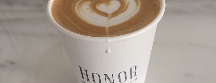 Honor Coffee Roasters is one of To drink California.