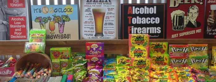 """Rocket Fizz is one of Places ima go """")."""