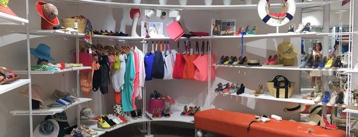 Cristina Castañer is one of BCN Shopping.