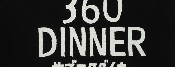 360°ダイナー is one of 阿佐ヶ谷スターロード.