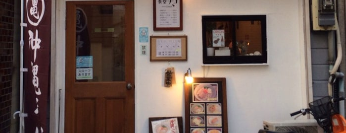 食堂チコ is one of 阿佐ヶ谷スターロード.