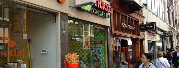 Maoz Vegetarian is one of Amsterdam.
