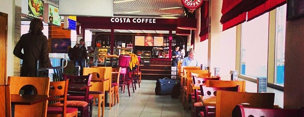 Costa Coffee / Коста Кофе is one of Места для онлайн-трансляции.