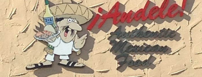 ¡Andele! is one of Las Cruces Food.